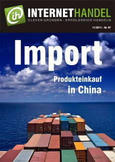 Import aus China Internethandel