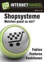 Internethandel.de 08 2012 - Die richtige Onlineshop-Software, Titel