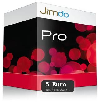 Die eigene Webseite / Onlineshop mit Jimdo erstellen – ganz einfach!
