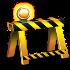 Baustelle / Wartung - Hinweise richtig erstellen - Vorlage