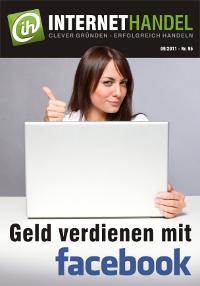 Titelblatt INTERNETHANDEL - Mit Facebook Geld verdienen