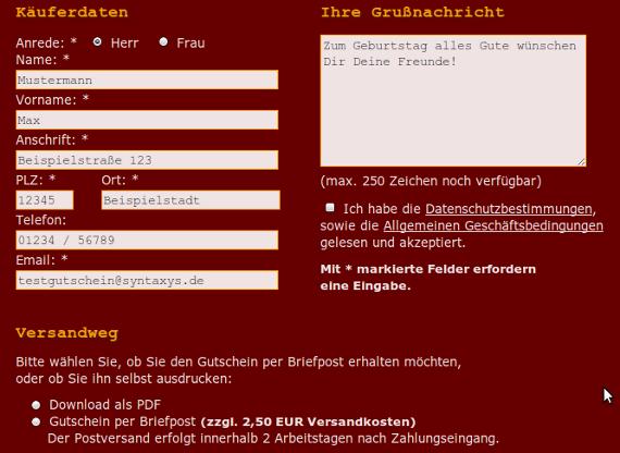 WOWjr Gutschein-Modul für alle Platformen: Online-Shops und CMS