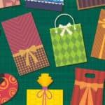 Knietablett mit Kissen: Bezaubernde Weihnachtsgeschenke
