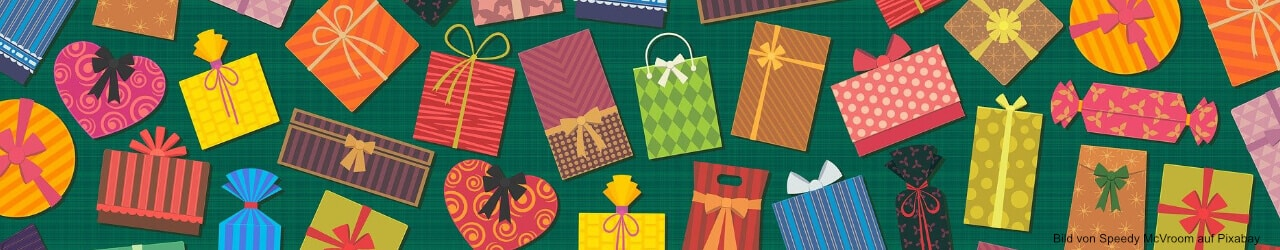 Bezaubernde Weihnachtsgeschenke