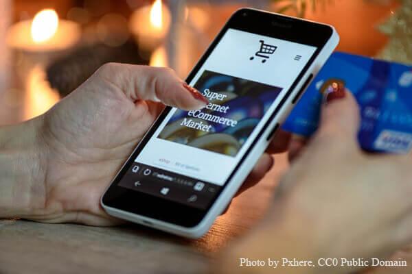 Der Mobile-Shop ist ein Muss