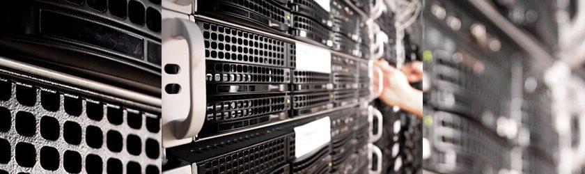Die Serverwahl für einen Onlineshop