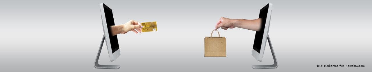 E-Commerce dominiert den Handel