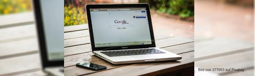 Google-Suchmaschine erklärt