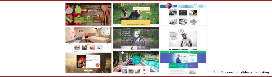 Review: Der Onlineshop-Baukasten von alldomains.hosting