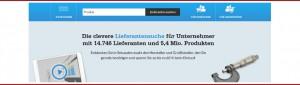 Lieferanten.de Screen