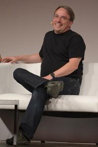 Linus Torvalds, 2014