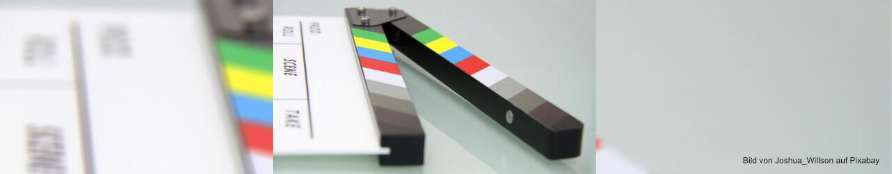 Neueste Videotechnik