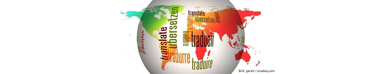 Professionelle Übersetzungen für mehrsprachige Webseiten und Onlineshops