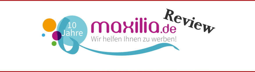 Review: Optimales Marketing mit Werbeartikeln von maxilia.de