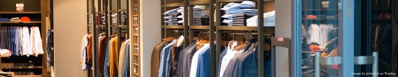 Shopping im Ausland