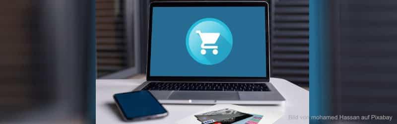 ein erfolgreicher Online-Shop