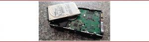 Festplatte - Datensicherung - Datenrettung