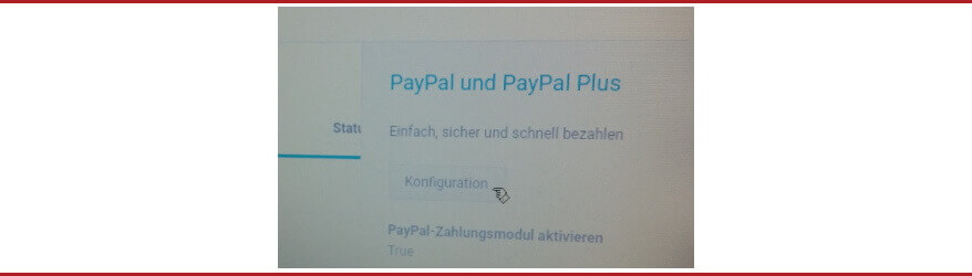 Video-Tutorial: Gambio auf PayPal Plus umstellen