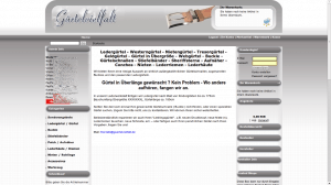 guertelvielfalt.de (ursprüngliche Planung)