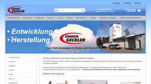 airbrush-geckler.de