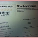 Shop-Bewertungen – ein wichtiges Marketing-Instrument