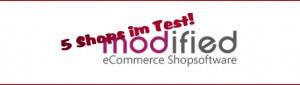 modified eCommerce im Vergleich