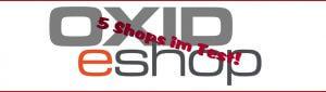 OXID eShop im Vergleich
