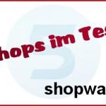 Shop-Vergleich 2016 – Teil 2/6