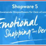 Shopware – der innovative Onlineshop