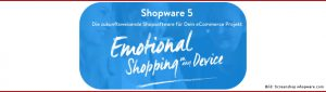 Shopware - der innovative Onlineshop
