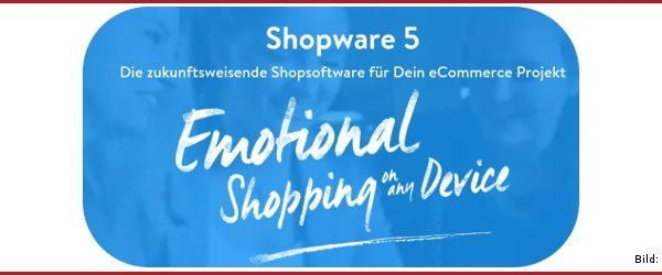 Shopware - der innovative Onlineshop