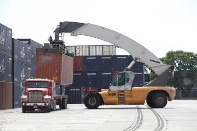Container Kran